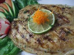 Grilled Sole Fish from Thai Chefs Restaurant in Santa Clarita, CA