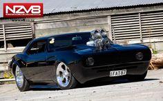 Wicked '67 Camaro