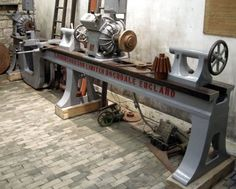 Interesting Robinson Patternmaker's Lathe [Archive] - Canadian Woodworking and Home Improvement Forum forum.canadianwoodworking.com