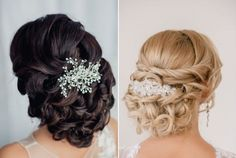 Wowza | 98 Adorable Wedding Hair Updos | HappyWedd.com