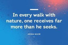 #JohnMuir