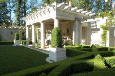 landscape architect, John Howard, and his firm 'Howard Design Studio'