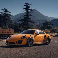 Photo: Porsche 911 GT3 RS :)