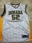For Sale - Indiana Pacers Reebok Brad Miller NBA Jersey #52 Mens L Nice! - http://sprtz.us/PacersEBay
