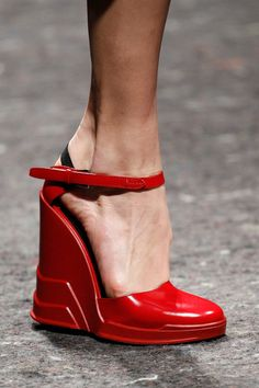 prada red bottom heels