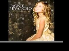 An awesome song from Jackie Evancho's first album Dream With Me. It's my favorite on the record.