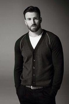 Chris Evans - New photoshoot for Gucci Guilty. February 2015.