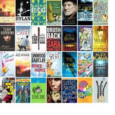 """Saturday, July 25, 2015: The Mooresville Public Library has 12 new bestsellers, two new audiobooks, one new music CD, 19 new children's books, and 52 other new books.   The new titles this week include """"Circling the Sun: A Novel,"""" """"Dylan Goes Electric!: Newport, Seeger, Dylan, and the Night That Split the Sixties,"""" and """"Speaking in Bones: A Novel."""""""