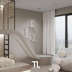 Kids Bedroom Designs, Baby Room Design, E Room, Baby Boy Rooms, Awesome Bedrooms, Luxurious Bedrooms, Girl Room, Luxury Kids Bedroom, Lets Play