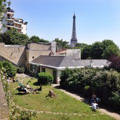 10 jardins de musées où lézarder au soleil