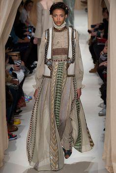 Valentino Spring 2015 Couture Fashion Show - Aya Jones (OUI)