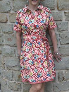Sally Shirtdress (Pattern)                                                                                                                                                                                 More