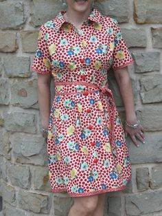 Sally Shirtdress (Pattern)                                                                                                                                                                                 More
