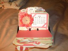 Rolodex perpetual calendar by ekip2 - Cards and Paper Crafts at Splitcoaststampers