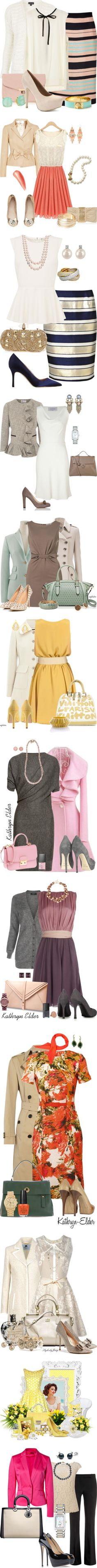 """Classy Luncheon"" by cynthia-henriquez on Polyvore"