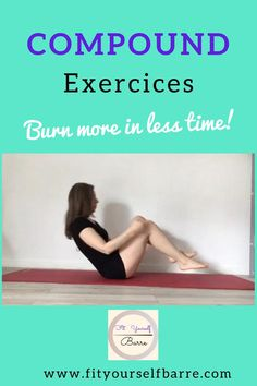What are compound exercises and why are they important and effective? They are totally worth it, find out why! #exercise #fitness #compoundexercise #fit #workout #compoundexercisesfatburning #fatburning #workout