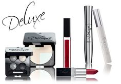 Deluxe Products Pour un maquillage spectaculaire Qualité de parfumerie élevée Textures de base parfaitement harmonisées Des produits et des effets magiques