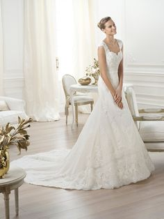 Elie Saab, Atelier Pronovias and Pronovias 2014 Bridal Collections - The Wedding Chicks