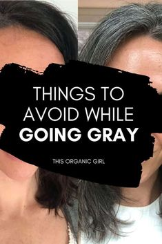 Taking a look back over the past 3 years and sharing some of the pitfalls that trip people up when going gray. Here's what NOT to do during your growout. #goinggraygracefully #saltandpepperhair #grayhairgrowout Blonde Hair Going Grey, Brown Hair Going Grey, Grey Hair Turning Yellow, Gray Hair Growing Out, White Hair Highlights, Grey Hair And Glasses, Going Gray Gracefully, Aging Gracefully, Up Dos