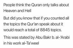 Topic in Quran Quran Verses, Quran Quotes, Arabic Quotes, Islamic Quotes, Me Quotes, Qoutes, Islam Muslim, Islam Quran, Muslim Quotes