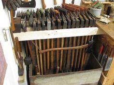 www.pinterest.com/1895gunner/ | Show me your axe racks!