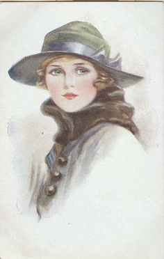 Postcards British Publisher A. Vivian Mansell & Co