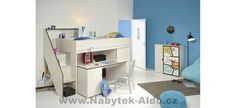Bring your children's bedroom to life with our range of Bedroom Furniture. Shop bunk beds, children's beds, cabin beds & novelty beds for kids. Enjoy FREE and fast delivery. Shop online now! Buy Wardrobe, Bedroom Wardrobe, L Shaped Bunk Beds, Wardrobe Shelving, Bedroom Furniture, Furniture Design, Mid Sleeper Bed, Childrens Beds, New Beds