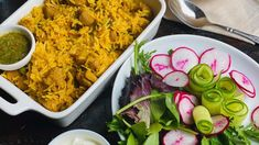 Vegan Dinner Recipes, Vegetarian Recipes, Healthy Recipes, Seasoned Rice Recipes, Biryani, Bean Recipes, Lunches And Dinners, Quick Meals, Fried Rice