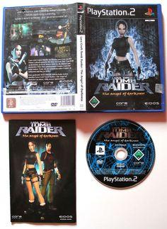 Tomb Raider: The Angel Of Darkness für Playstation 2 in OVP Ansehen!