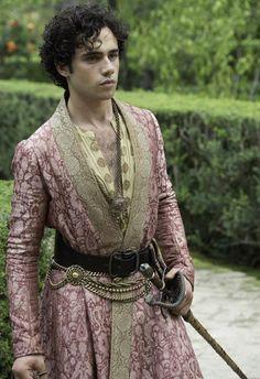 El príncipe TRUYSTANE NYMEROS MARTELL es el hijo menor del príncipe Doran Martell y su consorte, Mellario de Norvos. Está prometido en matrimonio a la princesa Myrcella Baratheon.  Tiene dos hermanos mayores, la princesa Arianne y el príncipe Quentyn.