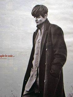Linda Evangelista by PETER LINDBERGH Marie Claire France, 1989 la femme