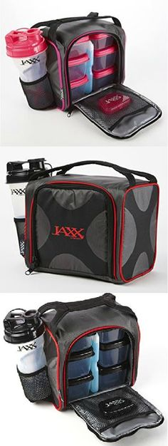 Jaxx FitPak is a compact meal bag to pack and organize a full day's worth of meals, proteins, supplements and shakes. Take $10 off the Jaxx FitPak (both colors) With Promo Code: FITPKTEN. Offer valid from 8/27/15 - 9/11/15. Visit www.Fit-Fresh.com to learn more
