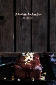 Schokokuchen mit Zucchini von Seelenschmeichelei.blogspot.de
