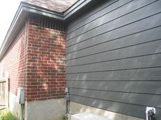 I am choosing paint colors for the addition to my house and I would love some help choosing colors for the siding and trim. I would like the colors to go well with the original multi-color red brick. I would like the siding (Hardie Plank) to be one color and the trim to be another. The windows have ...