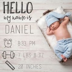 What a darling birth announcement ideaDownload the Little Nugget®️ app to capture your pregnancy & baby milestones in a photo. Add personalized text & beautiful artwork to create birth announcements, pregnancy announcements, gender reveals, monthly baby photos, baby milestones & firsts, week by week pregnancy photos, weekly baby photos, & more. Download 'Little Nugget' now by tapping the photo & start capturing your baby's moments & milestones. Photo: