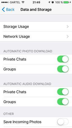 Settings screen. #app #toggle #switch #label #native #tumbler