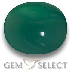 GemSelect features this natural Agate from India. This Green Agate weighs 3.1ct and measures 10.3 x 8.6mm in size. More Oval Cabochon Agate is available on gemselect.com #birthstones #healing #jewelrystone #loosegemstones #buygems #gemstonelover #naturalgemstone #coloredgemstones #gemstones #gem #gems #gemselect #sale #shopping #gemshopping #naturalagate #agate #greenagate #ovalgem #ovalgems #greengem #green Green Gemstones, Loose Gemstones, Natural Gemstones, Buy Gems, Green Agate, Gem S, Gemstone Colors, Shades Of Green, Stone Jewelry