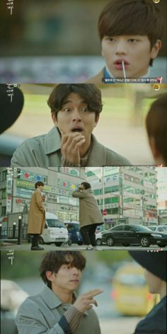Goblin:The Lonely And Great God (Korean Drama) \Episode 4