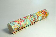 JaponskaZahrada / Handmade origami papier - Pestrofarebné lúčne kvietie
