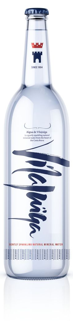 Aigua deVilajuïga - The Dieline -
