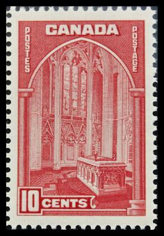 No. 241 Memorial Chamber, 1938 Pictorial Issue