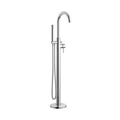 Gladstone Freestanding Bath Mixer Tap with Hand Held Shower Head