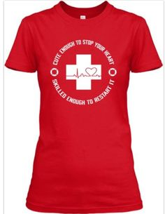 c1a9193a2398 Humorous tee for cute lifeguards!