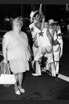 Friday 13th, 1982: Merlene expected some surprises in the big city, but she sure weren't prepared for no bare bummed cowboys.