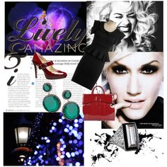 Lively lights, created by haldermania on Polyvore