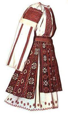Folk Embroidery, Learn Embroidery, Modern Embroidery, Embroidery Ideas, Ethnic Fashion, Fashion Art, Ethnic Dress, Folk Costume, Historical Clothing