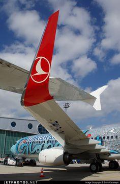 Winglet #TurkishAirlines