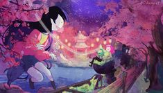 Bubbline, Adventure Time, You And I, Artist, Anime, Fun, Painting, Visual Arts, You And Me
