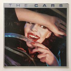 The Cars - Seld Titled LP Vinyl Record Album, Elektra - 6E-135, Pop Rock, Synth Pop, 1984