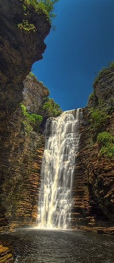 Diamantina Tableland, Brazil / Chapada Diamantina, Brasil